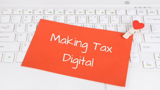 Making Tax Digital - A guide for small businesses