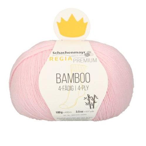 Bamboo 4-fädig 81 rosa