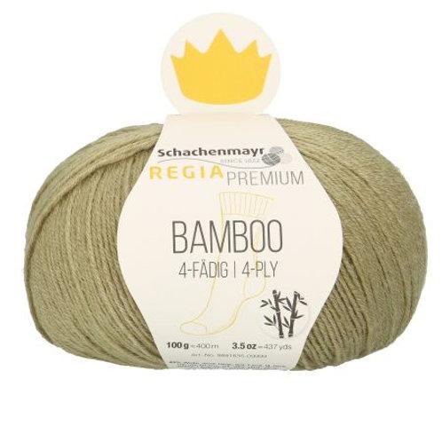 Bamboo 4-fädig 70 grass green