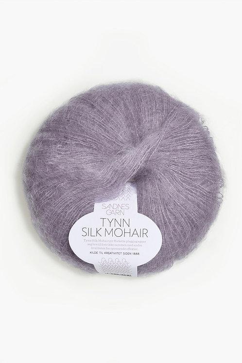 Tynn Silk Mohair 4631 dusty lilac