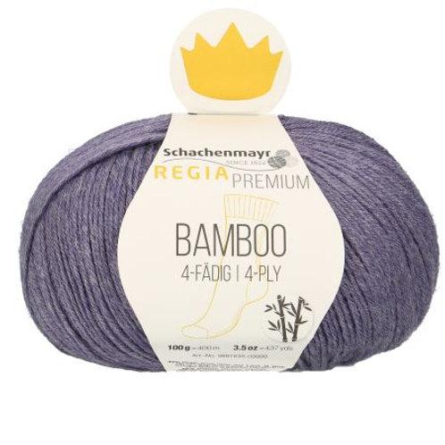 Bamboo 4-fädig 35 purple