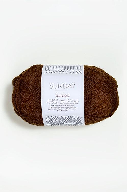 Sunday 2564 chocolate truffle
