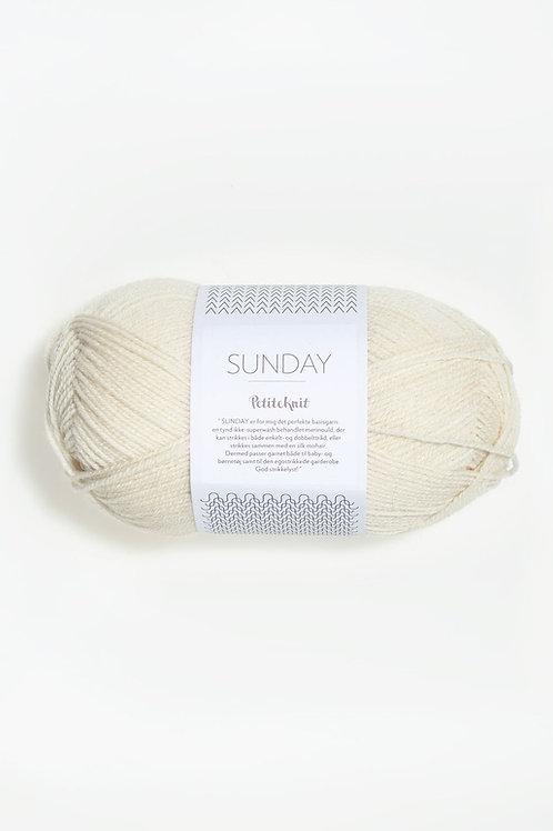 Sunday 1012 whipped cream
