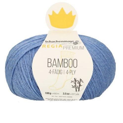 Bamboo 4-fädig 55 denim blue