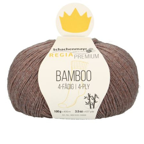 Bamboo 4-fädig 23 taupe