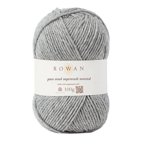 Pure Wool Superwash Worsted Moonstone 112