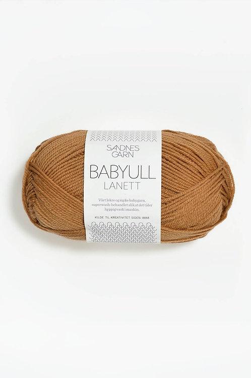 Babyull Lanett 2544 golden brown