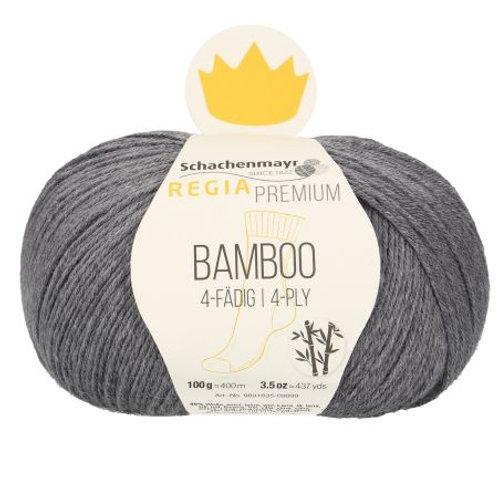 Bamboo 4-fädig 93 grey