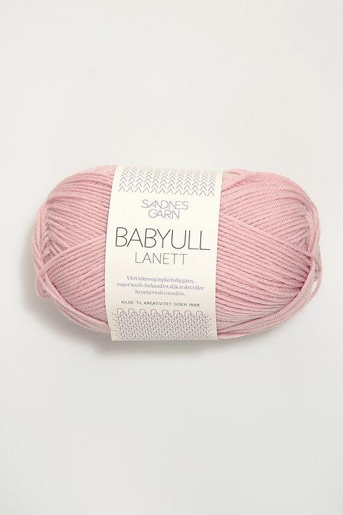 Babyull Lanett 4312 rosa