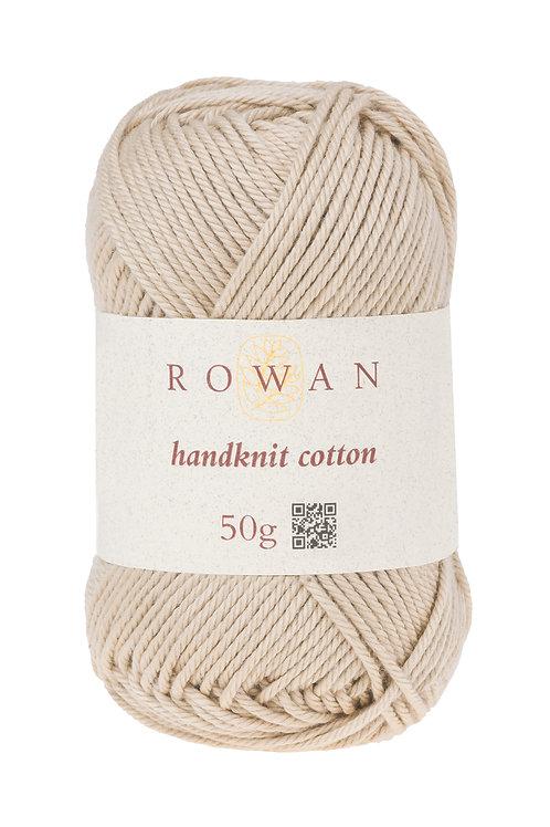 Handknit cotton 205