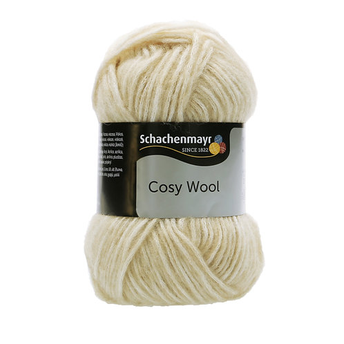 Cosy Wool 2 wollweiss