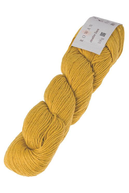Creative Linen 647 senf