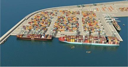 Ha-Yoval port Ashdod