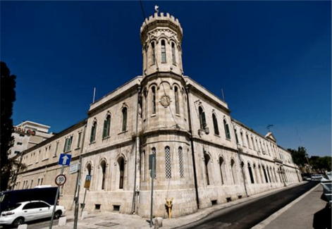 Migrash Harosim Jerusalem