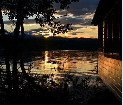 Lake Kezar Theatre Resort in Maine