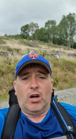 Day 4 Report - 8 mile climb (part  2)