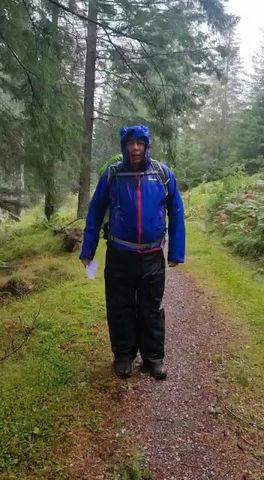 Day 2 Report - Great Glen Walk