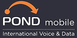 POND Mobile International Voice & Data