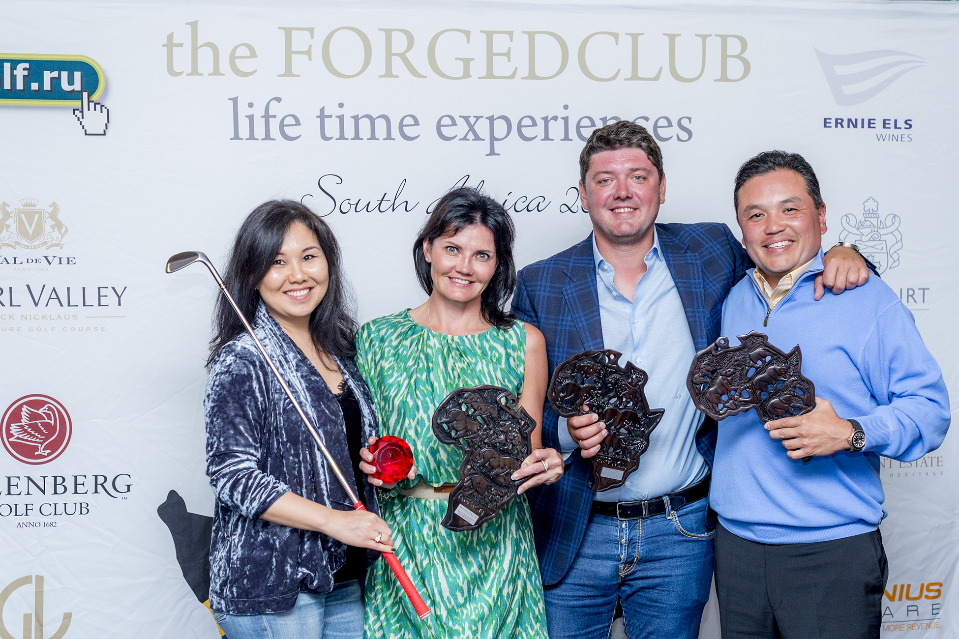 Forged Club 2017
