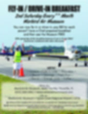 7-2018 Fly-in Drive-in flyer Bob B VER 1