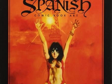 Maitres espagnols. Masters of Spanish comic Book Art.