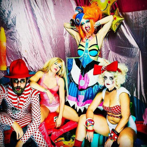 Review: Blunderland at Gluttony