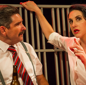 Review: Glengarry Glen Ross at New Theatre