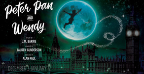 Review: Peter Pan and Wendy at Shakespeare Theatre Company