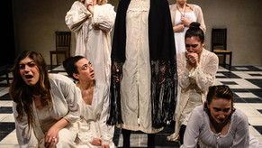 Review: The House of Bernarda Alba at Atlantic Stage 2