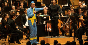 Review: TOYS AND PUPPETS – Concert Hall, QPAC