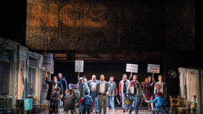 Review: Billy Elliot the Musical at the Festival Theatre