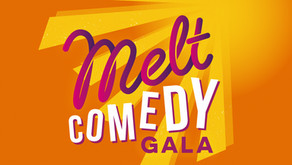 Review: MELT Comedy Gala at the Brisbane Powerhouse Theatre