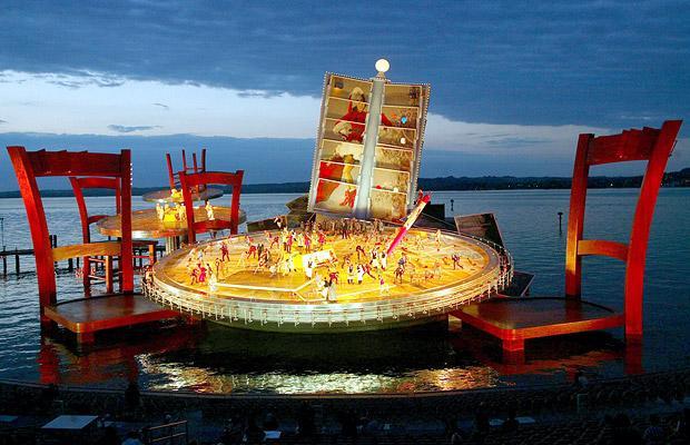 Copyright - Bregenz Festival