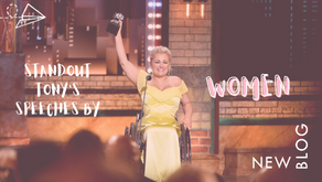 Blog: Standout Tony Acceptance Speeches by Women