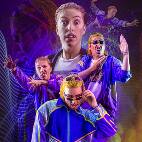 Review: Dazza and Keif Go Viral in Space with Ya Mum