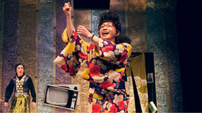Review: One Green Bottle at The Ellen Stewart Theatre, La MaMa Experimental Theatre