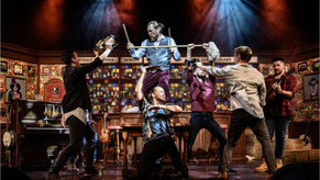 Review: The Choir of Man at The Moa, Gluttony
