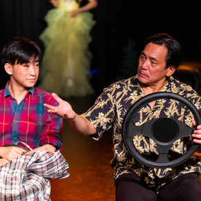 Review: Ching Chong Chinaman at Chippen St Theatre