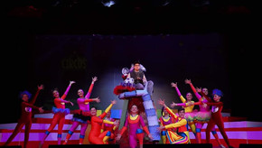 Review: Seussical the Musical (Adelaide Youth Theatre) at the Arts Theatre