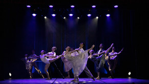Review: 60 Dancers: 60 Stories at the Lakeside Room, HOTA