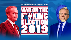 Review: The Chasers 'War on the F*#king Election' at the Brisbane Powerhouse