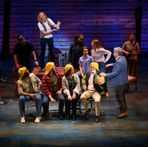 Review: Come From Away at the Comedy Theatre