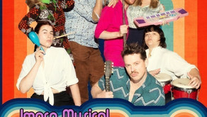 Review: Impro Musical BangTown! at The Rechabite