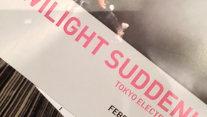 Review: TWIGHLIGHT SUDDENLY - Tokyo Electrock Stairs at Space Theatre