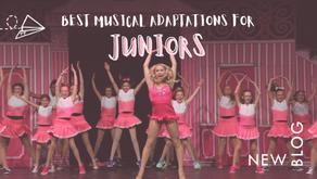Blog: Lets Get Kids on Stage - Jnr Musical Adaptations
