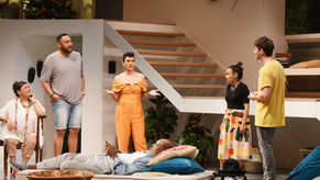 Review: Black is the New White at Heath Ledger Theatre, State Theatre