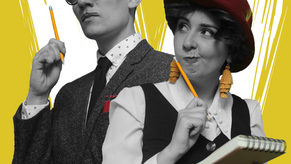 Review: THE BUREAU OF UNTOLD STORIES at The Arch, Holden St Theatres