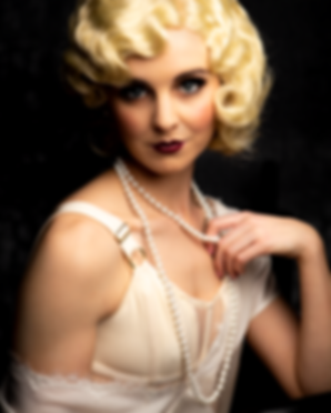 Georgina Walker as Queenie (Photo by Bla