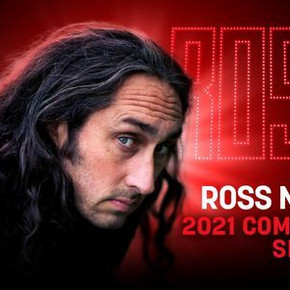 Review: Ross Noble at the Enmore Theatre