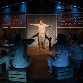 Review: Animal Farm at the New Theatre